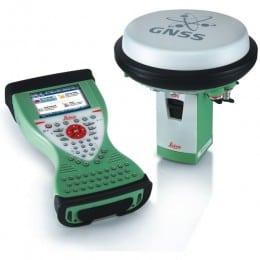 Leica GPS_GS15plus cu controler CS15