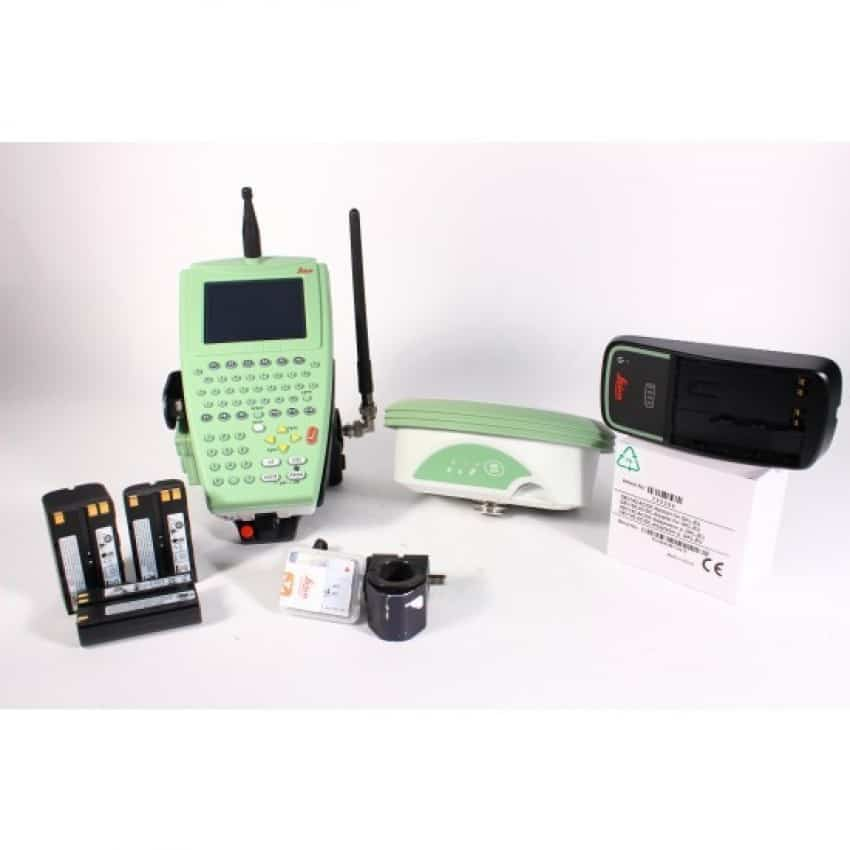 GPS Leica 1200 GNSS Rover Rompos , Bluetooth.