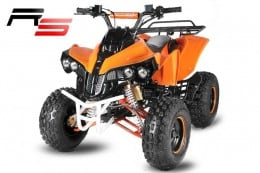 ATV 125cc Warrior 3G8 Semiautomatik XXL