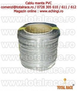 Cabluri metalice ancorare Total Race