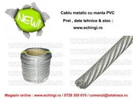 Cabluri metalice stoc Bucuresti Total Race