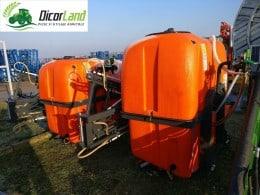 Masina de erbicidat purtata , marca DAL DEGAN , model Manda Extra 1000l