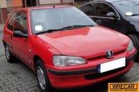 Vand Peugeot 106  din 2002