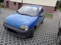 Vand Fiat Seicento VAN Seicento Van Kat. 1.3t  din 2003