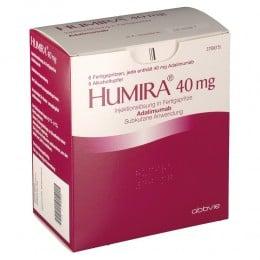 VAND HUMIRA 40 mg 6 buc.