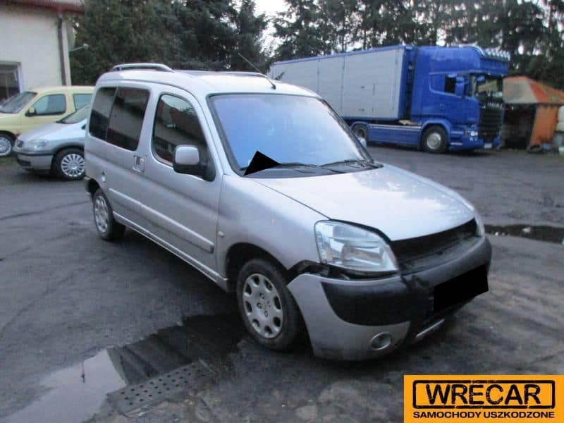 Vand Peugeot Partner 1.6 HDI E4 2.0t Diesel din 2007