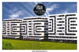 Apartament 2 camere, 51 mp, Militari Metro, decomandat