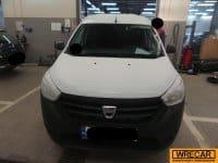 Vand Dacia Dokker Dokker LPG 1.6 MPI          E5 Benzina+GPL din 2015