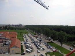 Vând teren 10.000 mp Bulevardul Pipera - Şcoala Americană, pretabil Complex Rezidenţial.