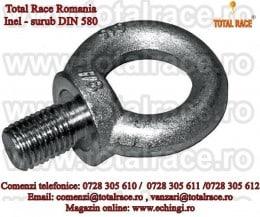 Inel - surub DIN 580 stoc Bucuresti Total Race