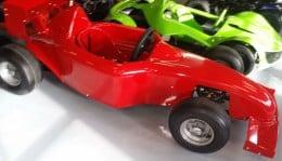 Atv Nitro-Motors1000W F1 Racer ElektroCAR Rg7''