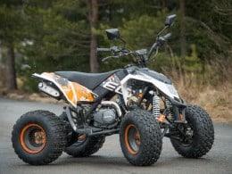 Atv Nitro-Motors49Cmc Egl Maddex  Rg8''