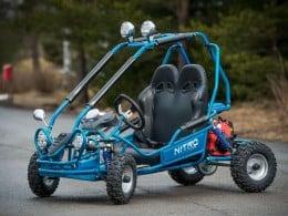 Nitro-Motors 450W 36V Eco Buggy Rg8''