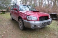 Vand Subaru Forester  din 2007