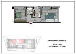 Antiaeriana, 2 camere, 51 mp