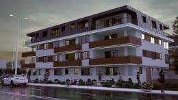 Magurele Park Residence apartamente premium