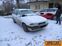 Vand Opel Astra  din 2000