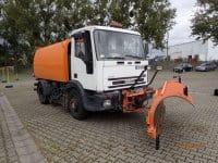 Vand Inna ML130E18  Euro Cargo zamiatarka drogowa  Diesel din 2002