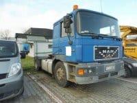 Vand MAN 19.463 F2000 E2 19.0t Diesel din 1997