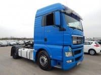 Vand MAN TGX 18.440 Euro 5 18.440 4x2 BLS XLX 06X Diesel din 2007