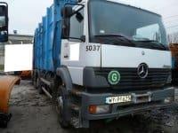 Vand Mercedes-Benz 2528 Atego �mieciarka Diesel din 2003