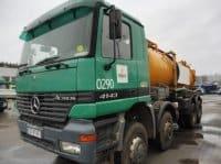 Vand Mercedes-Benz 4143 Actros 0 Diesel din 1999