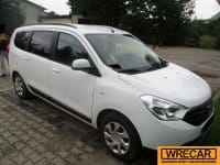 Vand Dacia Lodgy  din 2014