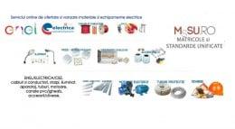 Vanzare materiale si echipamente electrice omologate ENEL si ELECTRICA