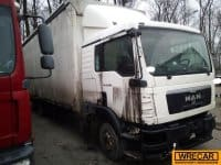 Vand MAN TGL 12.180 TGL                 E5  Diesel din 2010