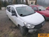 Vand Dacia Lodgy  din 2015