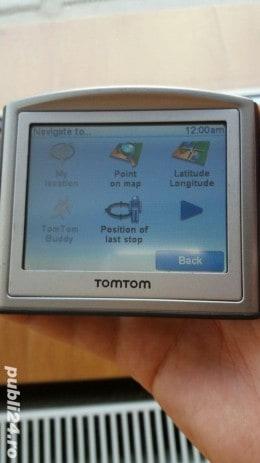 Vand GPS TomTom