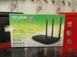 Router wireless N450 TP-Link TL-WR940N sigilat