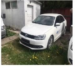 Volkswagen Jetta, prin lichidator judiciar