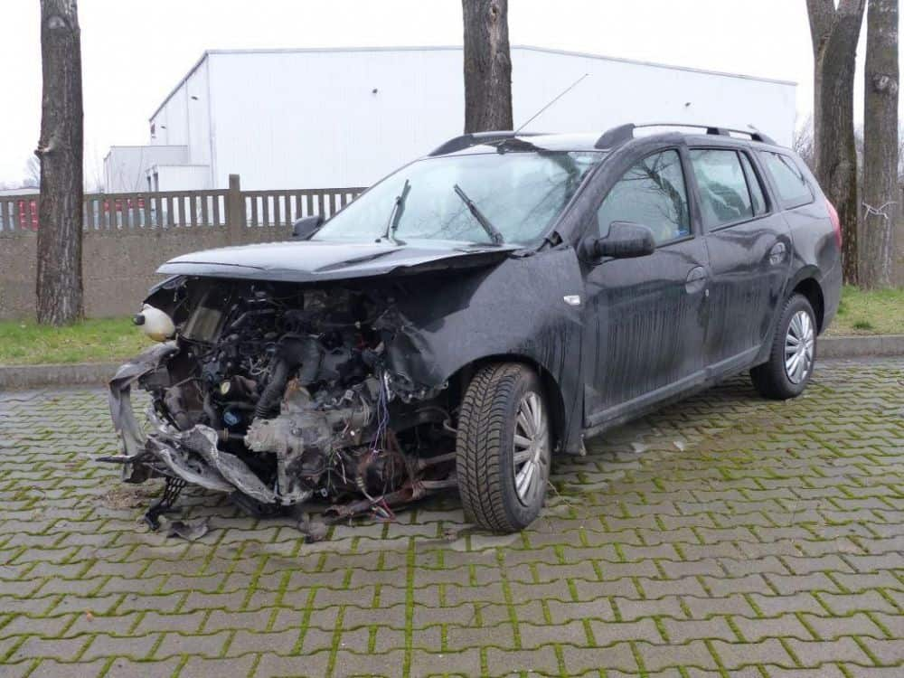Vand Dacia Logan Diesel din 2013