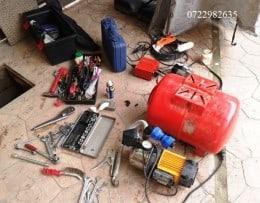 Reparatii / montaj Hidrofoare, sector 2-3-4
