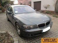 Vand BMW 740  din 2002
