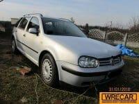 Vand Volkswagen Golf  din 1999