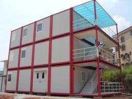Vand Containere tip birou