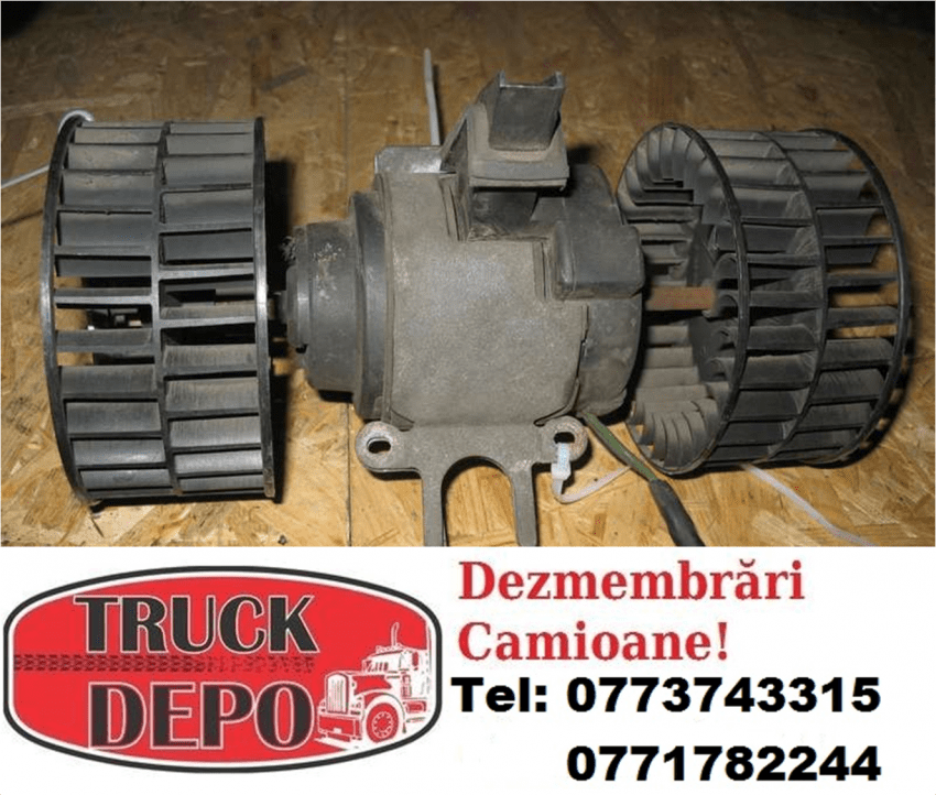 Motoras incalzire Scania LA 114.380