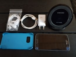 Smartphone SAMSUNG Galaxy S6 32GB Black