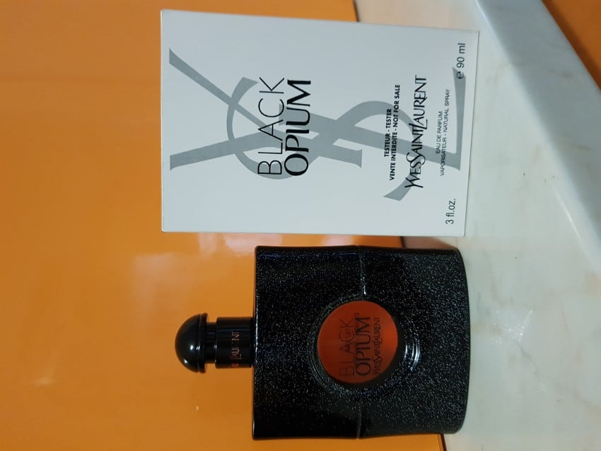 Parfum Tester YVES SAINT LAURENT Black Opium 90ml
