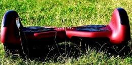 Hoverboard BBK S10inch Red-Matt AutoBalance New