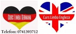 curs limba engleza si limba germana