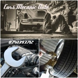 curs mecanic auto