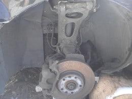 Fuzeta cu disc si etrier stanga dreapta Peugeot 407 2.0 hdi RHR 136cp