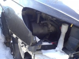 Pompa servodirectie electrica Peugeot 407 2.0 hdi RHR 136cp