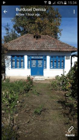 Vand casa com Leu sat Leu la 18 km de Craiova .Casa are 2 camere si  sala ,o anexa cu 2 camere ,pamant 18 arii ,la strada ,apa curenta gradina si vie.