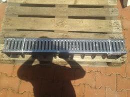 Kit promotional Rigola PPHD + Gratar otel zincat + Block System