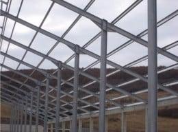 CONSTRUCTII HALE PE STRUCTURA METALICA