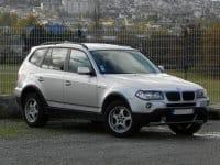 Vand BMW X3 Diesel din 2008